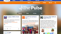 The Pulse - Social Media Wall